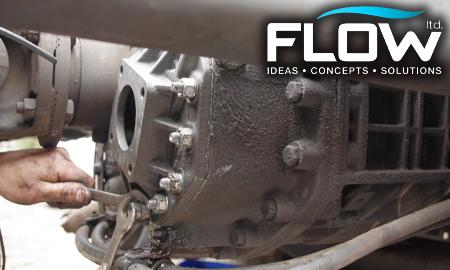 Flow LTd jako wyłaczny partner HORI Engineering w Europie zapewnia profesjonalny serwis kompresorów Hori Wing
