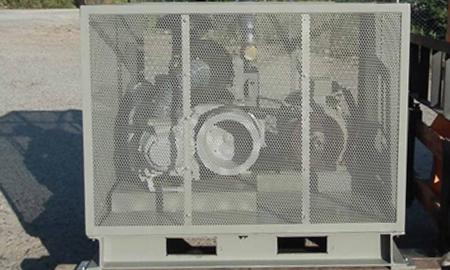 Kompresory sypkie materiały