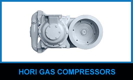 high quality Hori Compressors for gas instalation