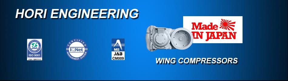 Wing compressor
