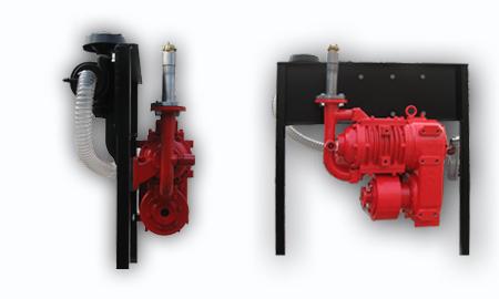 compressor for bulk liquid material GHH