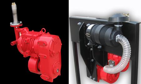 compressor for liquid products