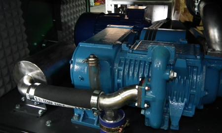 bulk compressor for cement alternative for screw compressor Gardner Denver