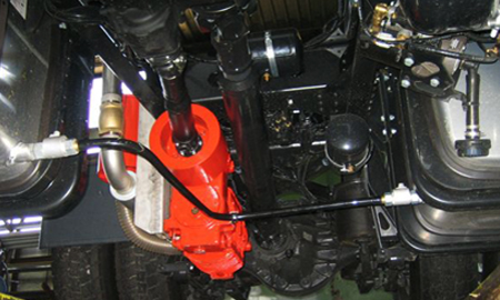 original wing technology oil free compressor, compressor for truck
