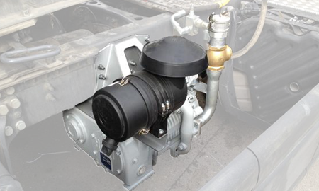 compressor for cement compressor for discharging bulk products